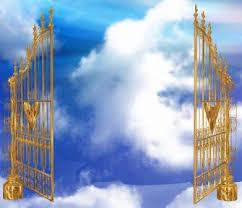 Небеса - главная дислокация обитания Богов в представлениях народов