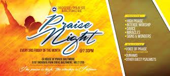 praise and thanksgiving rccg house of praise baltimore an altar of praise
