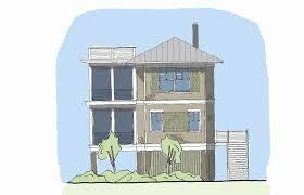coastal cottage home plans house plans on pilings luxury apartments coastal cottage home style