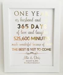 one year wedding anniversary gifts for beautiful one year wedding anniversary gift for husband pictures