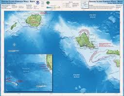 Noaa Maps Hawaiian Islands Humpback Whale Library Maps Charts And Gis Data