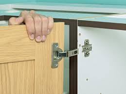 How To Lock Kitchen Cabinets How To Install New Kitchen Cabinets How Tos Diy