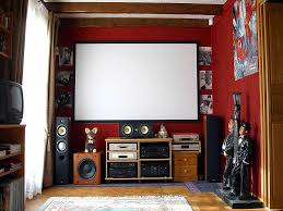 salle de cinema chez soi je voulais ma salle dédiée