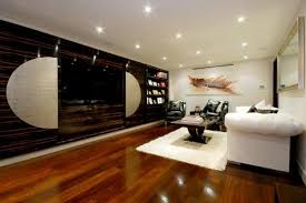 Modern Plywood Plastic Polished Metal Modern Home Interior Design - Interior design modern house