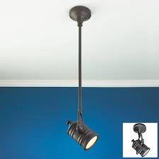 Industrial Flush Mount Lighting Industrial Spotlight Flush Mount Convertible Ceiling Light