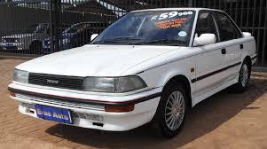 modified toyota corolla 1990 toyota corolla 1 6 sport 1990 car vehicle listings manual