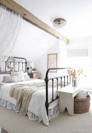 Fall Bedroom Fall Into Home Tour Decorating Bedrooms And
