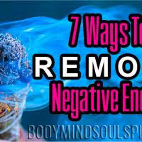 How To Remove Negative Energy 2016 August Body Mind Soul U0026 Spirit U2013 Updated Daily