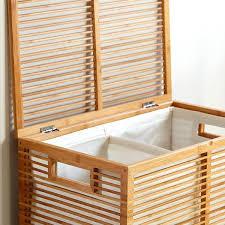 Laundry Hamper Australia by Bamboo Laundry Hamper Aldi Bamboo Laundry Hamper Slatted Bamboo
