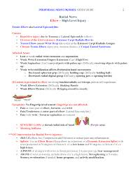 peripheral nerve injuries study guide page 5 ot pinterest