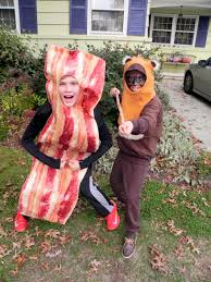 Bacon Halloween Costume Halloween Treats Globe