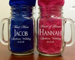 wedding gift glasses and groom gift etsy