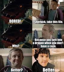 Funny Sherlock Memes - 30 hilarious memes for your browsing pleasure sherlock meme