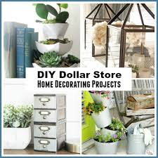 A Home Decor Store Diy Dollar Store Home Decorating Projects
