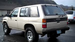 nissan pathfinder for sale 1990 nissan pathfinder 4x4 on hold youtube