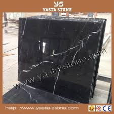 Cheap High Gloss Laminate Flooring Cheap Black Marquina Marble 12mm High Gloss Laminate Flooring