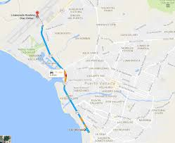Yelapa Mexico Map by Puerto Vallarta Buses For Dummies Vallarta Lifestyles