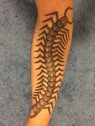 koi tattoo glasgow woodcut style centipede by paul clavé kingofbones at timeless