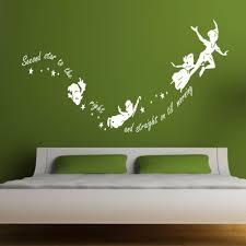 compare prices on tinkerbell wall murals online shopping buy low tinkerbell stars wall stickers home decor wall decals kids room decoration art mural sticker 100x55cm