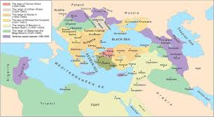 Ottoman Empire Capital Ottoman Empire Map At Its Height Time Timeline Istanbul Clues