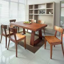 Modern Dining Room Set 5 Amazing Wooden Dining Room Sets To Inspire You