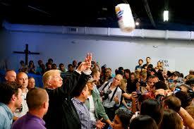 Paper Throwing Meme - trump i was having fun throwing paper towels in puerto rico