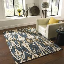 bedroom bright rugs ikat rug