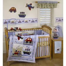 travel time crib bedding set baby boy pinterest bed sets