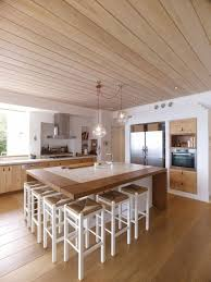 built in kitchen islands kitchen island with built in seating photos modern kitchen