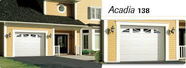 Atlas Overhead Doors Acadia 138 Residential Garage Doors Atlas Overhead Door Sales