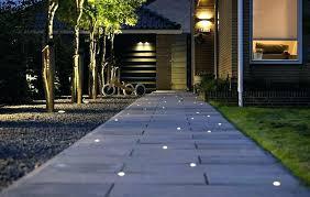 In Ground Landscape Lighting Ground Landscape Lighting Outdoor Ground Lights In Lite Outdoor