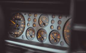 which classic car had the prettiest gauges u2022 petrolicious
