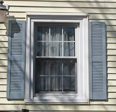 all about exterior window shutters oldhouseguy