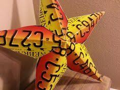 How To Make Barn Stars 5 Point License Plate Star Stress The Seams Etsy Shop Crafty