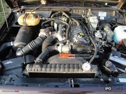 turbo jeep cherokee 1994 jeep cherokee turbo diesel zadbany car photo and specs