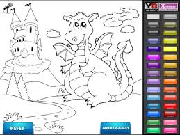 dragon coloring pages kids dragon coloring pages