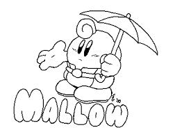 mario artwork by glarryg