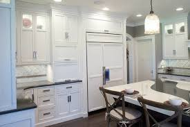 kitchen cabinets transitional style restoration hardware style home transitional kitchen cleveland