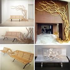 Creative Benches Artistic Wood Furniture Moncler Factory Outlets Com