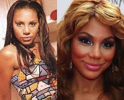 tamar braxton nose job before after braxton plastic surgery before and after photos