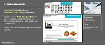 business card exle excel marketing caign management templates for home based business