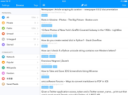 Search Design by Pushpin For Pinboard Updated With New Ios 7 Design Ipad Ui