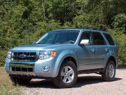 Ford Escape Green - automotive trends 2008 ford escape hybrid