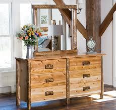rustic log bedroom furniture