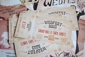 art deco art nouveau wedding invitations wedfest