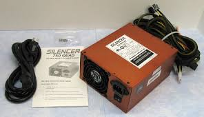 Pc Power Supply Bench Pc Power U0026amp Cooling Silencer 750 Quad Power Supply Review Pc