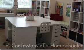 Homeschool Desk Homeschool Room Tour Video Confessions Of A Homeschooler