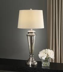 Mercury Glass Table Lamp Lamps Kristin Mercury Glass Table Lamp