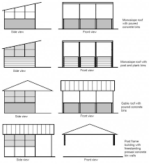 Floor Plans For Sheds Bulk Storage Extension