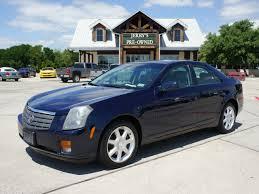 is a cadillac cts rear wheel drive cadillac cts 2005 blue sedan gasoline 6 cylinders rear wheel drive